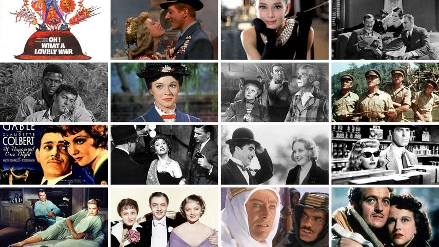 The Best Film The Year You Were Born! (1931-1971)