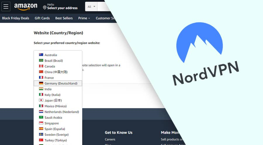 Shop Online With VPN