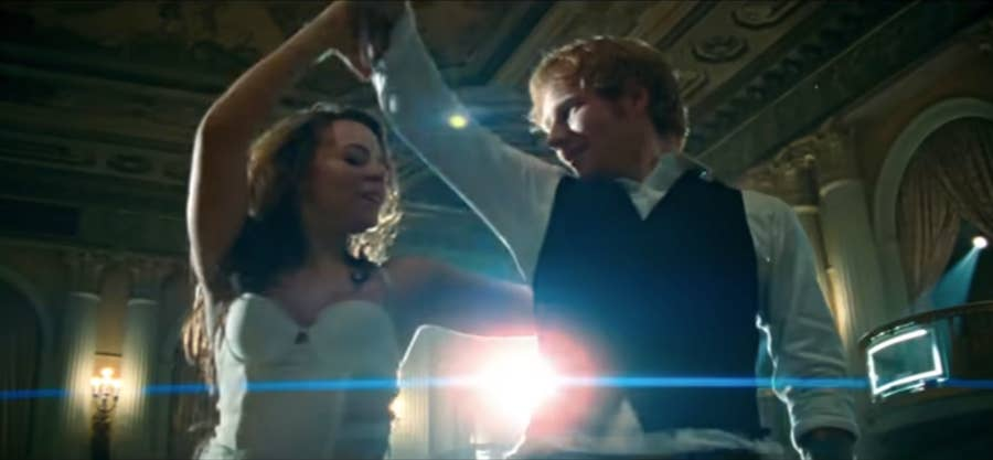Thinking Out Loud video still