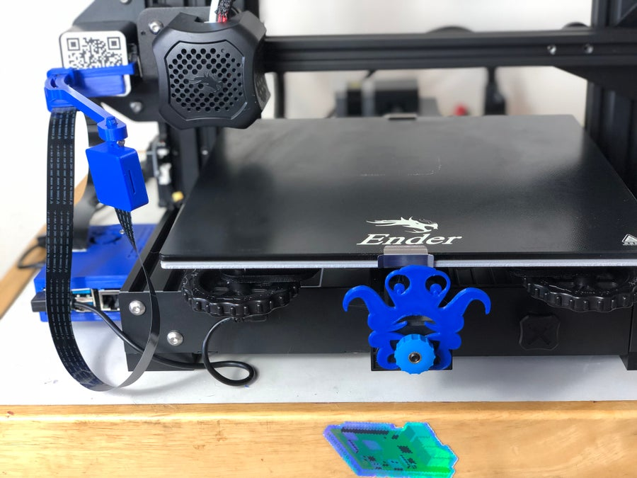 OctoPrint on Ender 3 V2